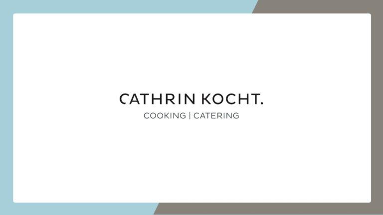 Cathrin kocht.